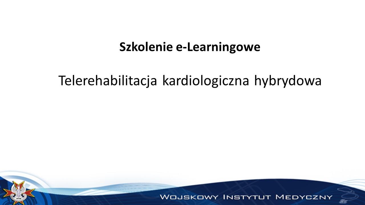 Telerehabilitacja kardiologiczna hybrydowa